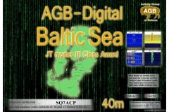 SQ7ACP-BALTICSEA_40M-III_AGB