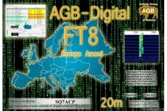SQ7ACP-FT8_EUROPE-20M_AGB