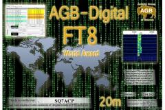 SQ7ACP-FT8_WORLD-20M_AGB
