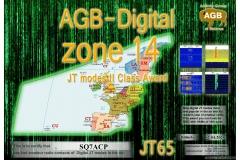 SQ7ACP-ZONE14_JT65-II_AGB