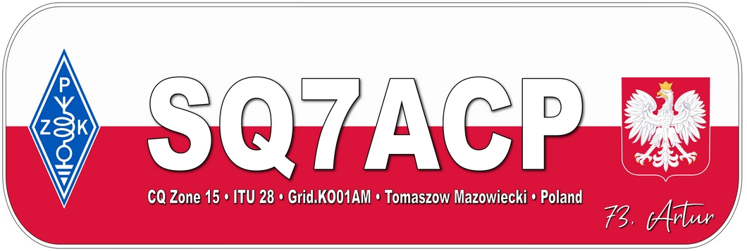 Polish Amateur Radio Station SQ7ACP